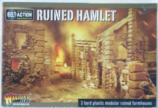 Warlord Games 28mm WG-TER-01 Ruined Hamlet